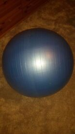 Birthing /exercise ball