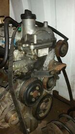 Toyota yaris 1.3 engine 2005 vvti only 17000 miles
