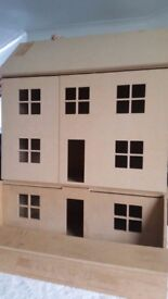 DOLL'S HOUSE.UNFINISHED PROJECT