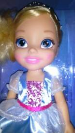 Disney Princess Cinderella doll.