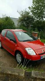 Citroen C2 Low Low MILAGE 12 Month MOT