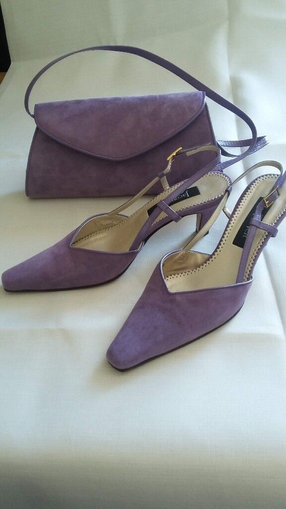 Jacques vert shoes and handbag size 38