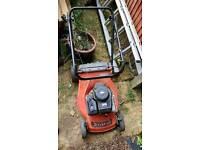 Champion 3.5hp lawn mower