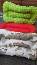 dog beds etc