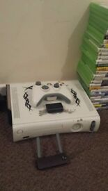 Xbox360 with 81 games