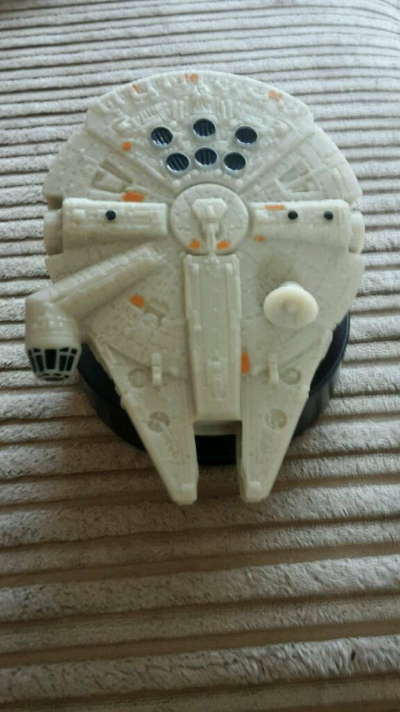 Star Wars Illumi-Mates Falcon Night Light