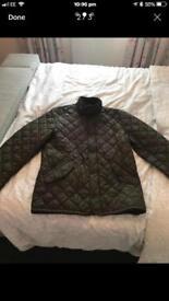 Men's Barbour jacket - Size L
