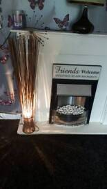Twigg light lamp