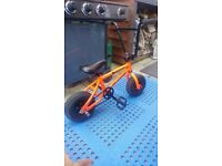 Mini rocker stunt bmx