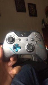 Halo 5 edition controller Xbox one