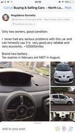 Renault Modus Hatchback Diesel