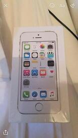 I phone 5s brand new sealed.