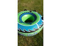 Jet Ski or Speed Boat towable water ring.