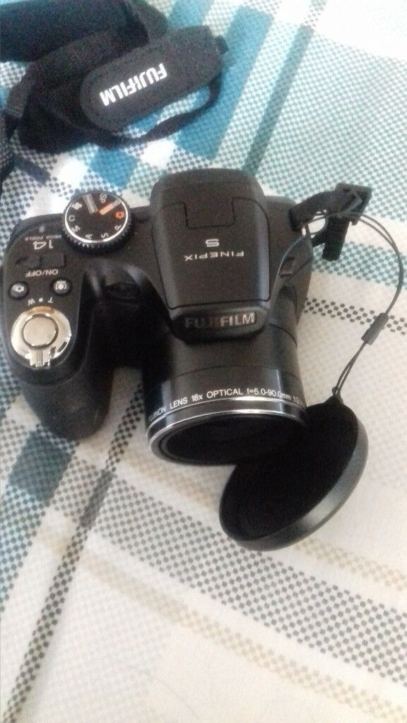 Fujifilm finepix S2980 camera