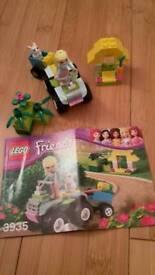 Lego Friends Stephanie's Pet Patrol 3935 (discontinued set)