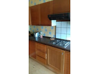 £29.83pw includes Council Tax: double bedroom in large 4 bedroom flat 100m from Station in Girvan