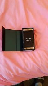 Brand new Samsung s7 edge gold 32 g