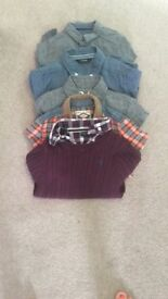 Big bundle of boys clothes aged 1 1/2-2 and 2-3 in great used condition