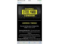 Steel Yards London