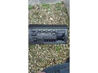 Citroen zx radio