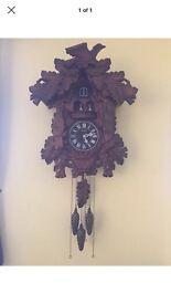 Cuckoo Clock Kaiser Quartz