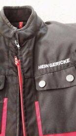Hein Gericke Waterproof Fabric Unisex Jacket and Women's Trousers