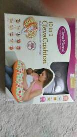 10 in 1 cleva cushion