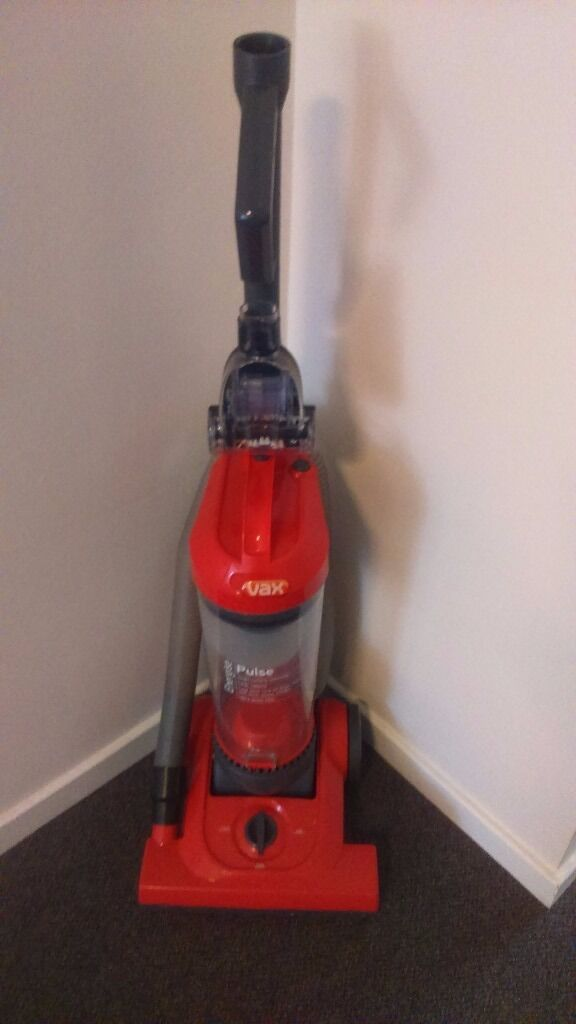VAX ENERGISE PULSE BAGLESS UPRIGHT VACUUM CLEANER