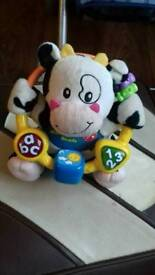 Vtech singing cow.