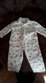 Joules Christmas PJs 2yrs
