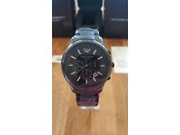 Armani Watch AR1451 XL Ceramic Mens Watch Brand New Original