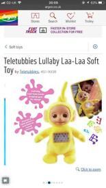 Lullaby la-la