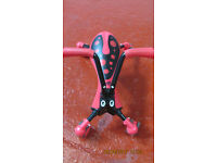 MOOKIE SCRAMBLE BUG BEETLE RED AND BLACK MINT CONDITION FREE DELIVERY IN LIVERPOOL