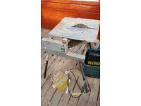 Circular saw in reasonable condition