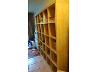 IKEA Expedit 5 X 5 Storage Unit / bookcase