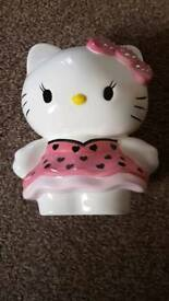 Hello Kitty Porcelain Money Box