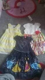 Girls 3-4 dresses