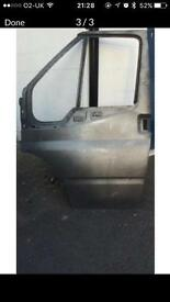Brand new Ford transit door