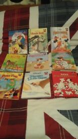 set of 10 disney books great condition well looked after