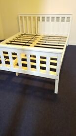 Double Bed frame - ltd free delivery