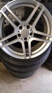 "Wheels replica 18"" audi/mercede/VW 18"""