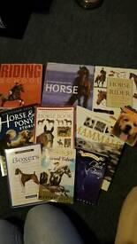 Selection of Animal books