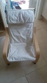 Child's poang chair - great condition