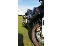 (Wanted) 125cc Geared Motorbike