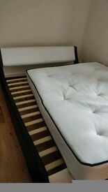 KING SIZE 5FT POCKET SPRUNG MATTRESS AVAILABLE ONLY A FEW DAYS