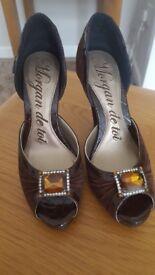 Morgan high heels size 3