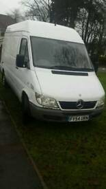Mercedes sprinter 54 reg