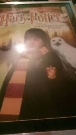 Harry Potter and the Philosophers stone poster