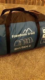 6man tent brand new,never used bought from the great outdoors