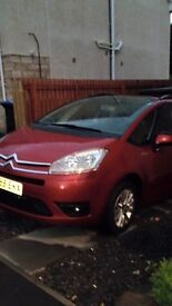C4 Grand Picasso 1.6 Diesel 7 seater